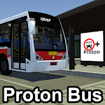 Cover Image of Proton Bus Simulator (BETA) 199 APK