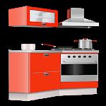 Cover Image of Download 3D Kitchen Design for IKEA: Room Interior Planner APK