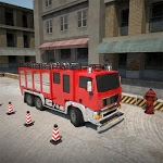 Download Download Fire Truck parking 3D APK For Android