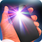Cover Image of Download Crazy Flashlight LED Brightest APK