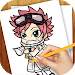 Download Learn To Draw Fairy Tail Manga APK