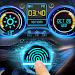 Dashborad fingerprint style lock screen for prank