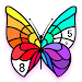 Download Color by Number, Paint Art - Star Coloring Pages APK