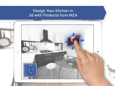 Download 3D Kitchen Design for IKEA: Room Interior Planner APK