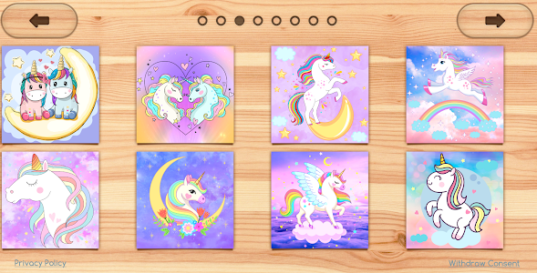 Download Unicorn Puzzles Game For Girls Apk Android Games And Apps