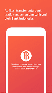 Download Flip: Transfer Antar Bank Tanpa Biaya Admin APK